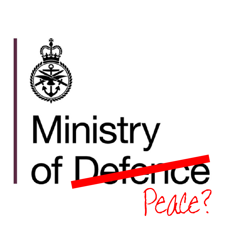 Image result for minister for peace and disarmament